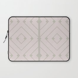 MONO:CHROMA Geometrica Earthy Pink II Laptop Sleeve