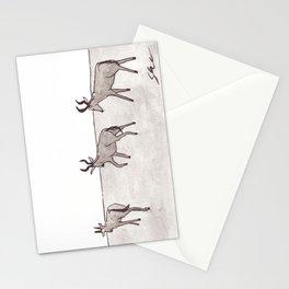 Oryx Antelopes - Namibia Stationery Cards