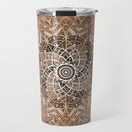 Terra Mandala Travel Mug