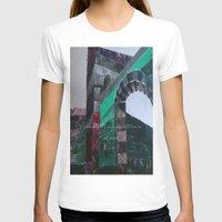 castle T-shirts featuring CASTLE by Matt Schiermeier