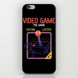 Video Game iPhone Skin