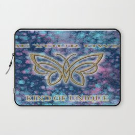 Be Your Own Kind of Unique Laptop Sleeve