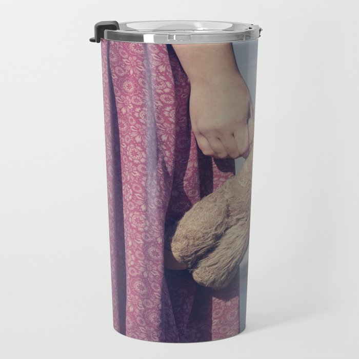 Teddy Travel Mug