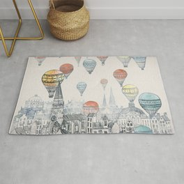 Voyages over Edinburgh Rug