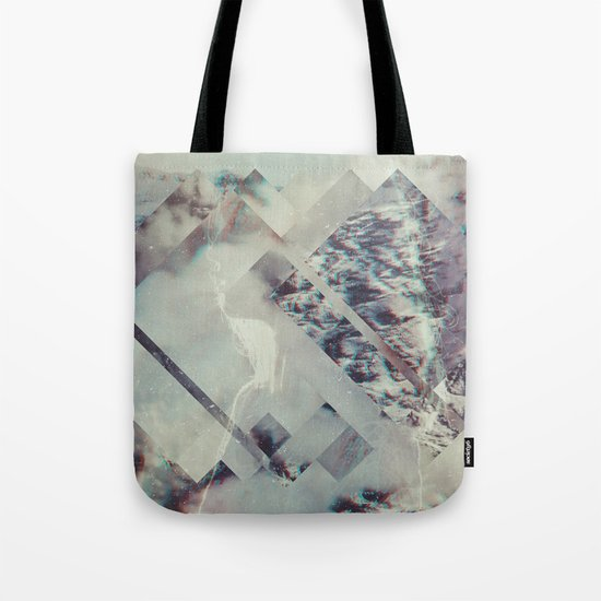 Fractions 10 Tote Bag