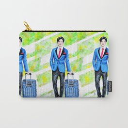 Business Man Carry-All Pouch