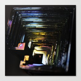 Handle Your Bismuth Canvas Print