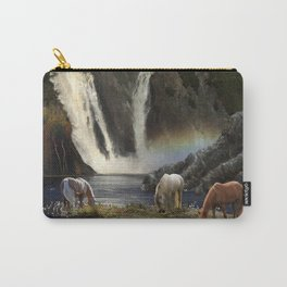 Waterfall Fantasy Herd Carry-All Pouch