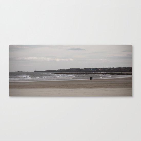 beached... Canvas Print