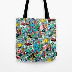 A Pattern Tote Bag