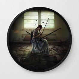 Her World Wall Clock