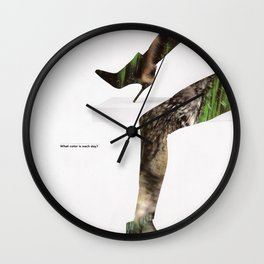 how do i figure out if my somewhat dysfunctional relationship is actually bad for me? Wall Clock