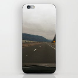 Train on the Gorge iPhone Skin