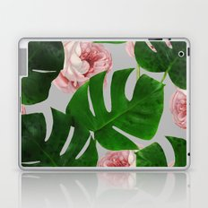 Monstera & Rose Pattern #society6 #decor #buyart Laptop & iPad Skin