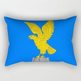 flag of friuli Rectangular Pillow
