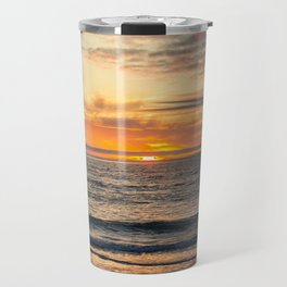 South Ponto Sunset Travel Mug