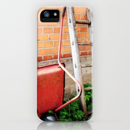 Abandoned XVIII iPhone Case