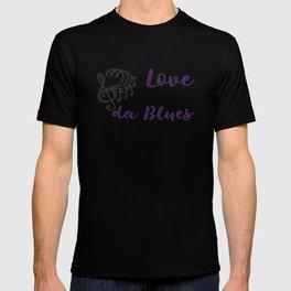 Love da Blues T-shirt