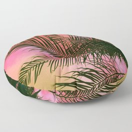 Roseate Floor Pillow
