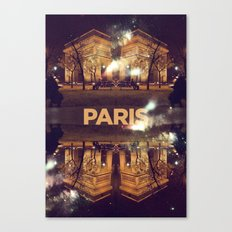 Paris II Canvas Print