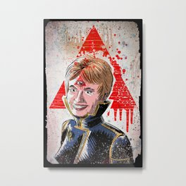 Partridge Family Illuminati  Metal Print