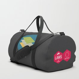 Law No.1: Field of Play Duffle Bag
