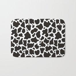 Cow pattern background Bath Mat