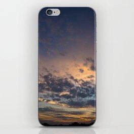 Panorama Skies iPhone Skin