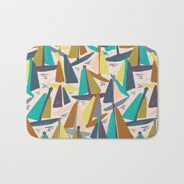 Sydney Harbour Yachts Bath Mat