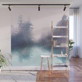 Calm reflexion Wall Mural