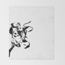 Follow the Herd #229 Throw Blanket