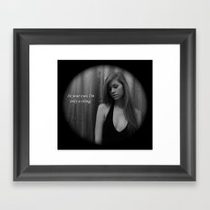 Possessions  Framed Art Print