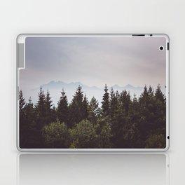 Mountain Range - Landscape Photography Laptop & iPad Skin