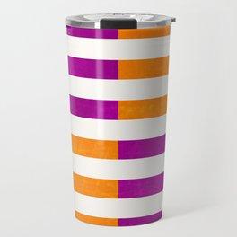 Colorblock Travel Mug