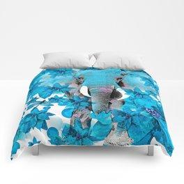 Elephant #1 Comforters