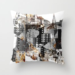 New Harbour Throw Pillow