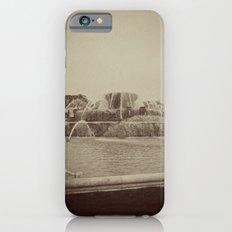 Chicago Buckingham Fountain Sepia Photo Slim Case iPhone 6s