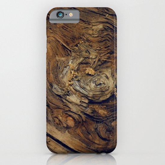 Bark Patterns iPhone & iPod Case