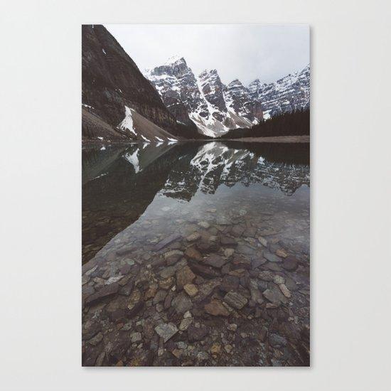 Moraine Lake #society6 #buyart Canvas Print