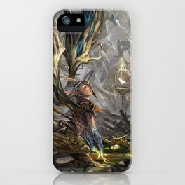 Protecting the Nest iPhone Case