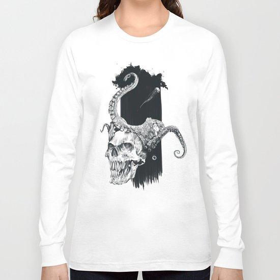 Deep Ocean Long Sleeve T-shirt