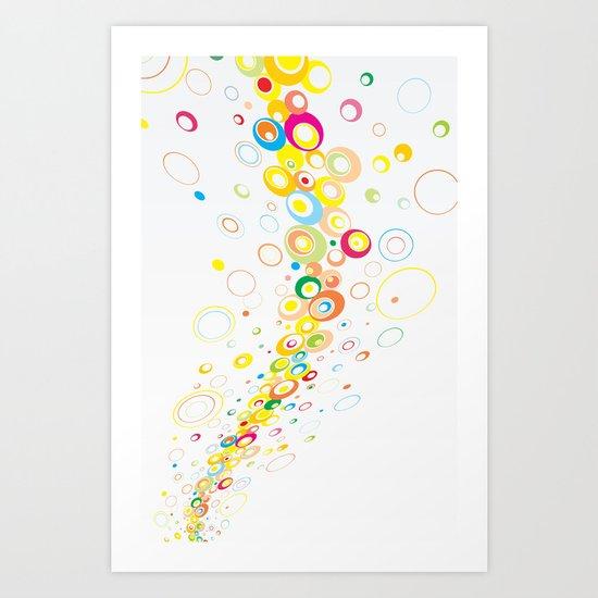 iPhone cover 4 Art Print