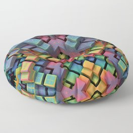 Mindcraft Floor Pillow