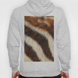 Zebra Fur Hoody