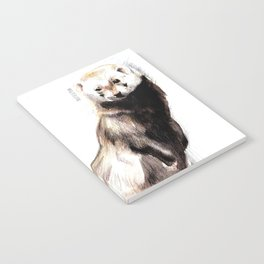 Steppen ferret (Mustela eversmanii) Notebook