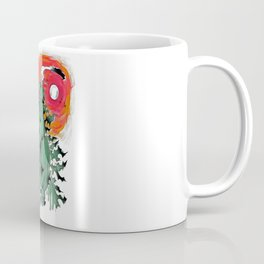 Godzilla vs Biollante a'la DANG Coffee Mug