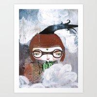 New-View Bhoomie Art Print
