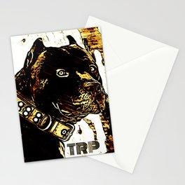 Pit Bull Models: Khan 01 Stationery Cards