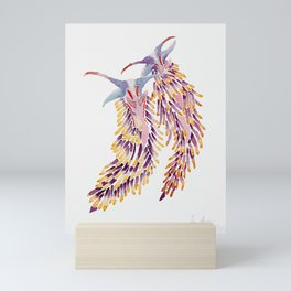 Spanish Shawls Mini Art Print