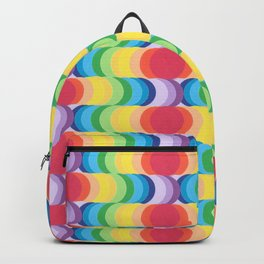 Rainbow Dragon Scales 2 Backpack